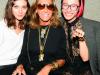 Katie Nescher, Carlyn Cerf de Dudzeele, & Boynam