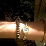 Liz's Gold Vintage Watch