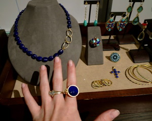 Gold and Lapis