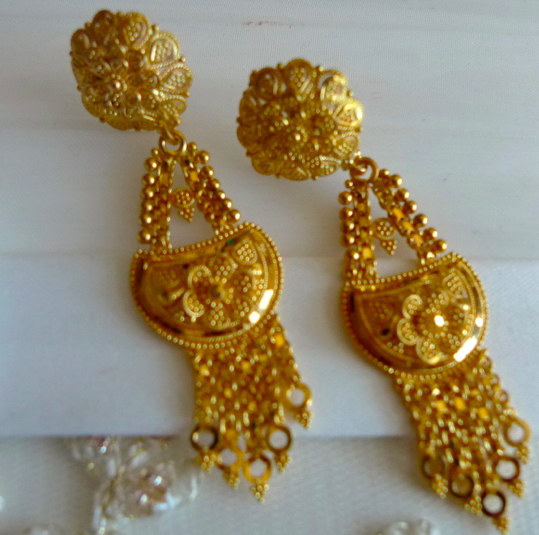 22kt Earrings