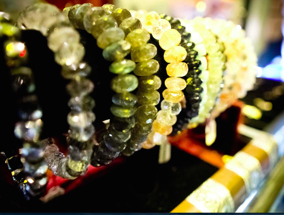 semiprecious beads