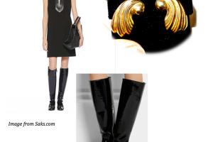 Gucci Dress 18kt